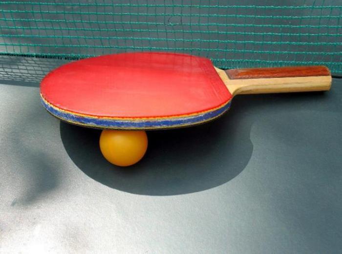 Les résultats du cyclisme et du ping-pong !