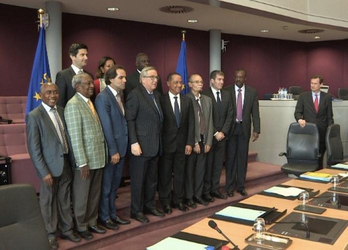 Les RUP réunis à Bruxelles