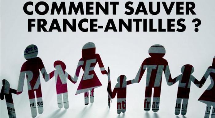 Les salariés de France-Antilles rencontrent les repreneurs