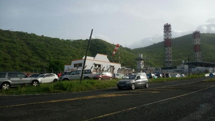 Les services de EDF Martinique paralysés par une grève