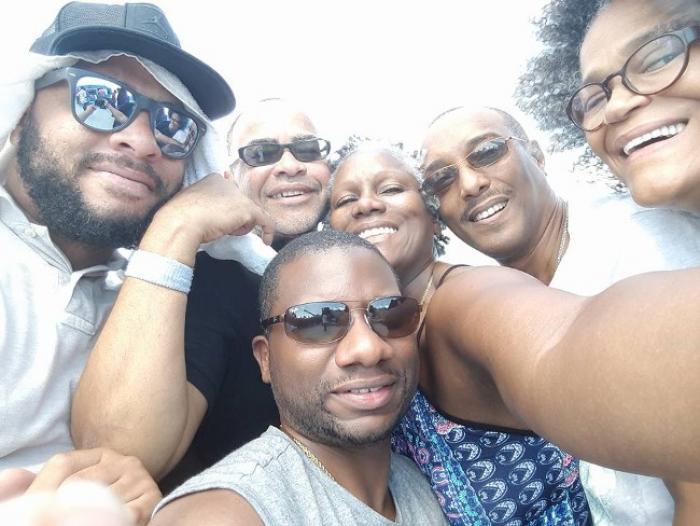 Les stars de musique à Sainte-Lucie ce week-end
