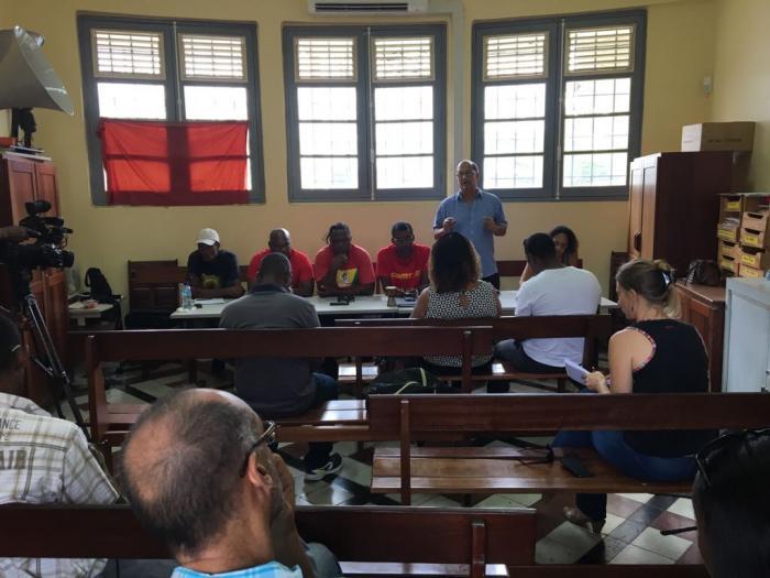Les syndicats de France-Antilles veulent des précisions sur les offres