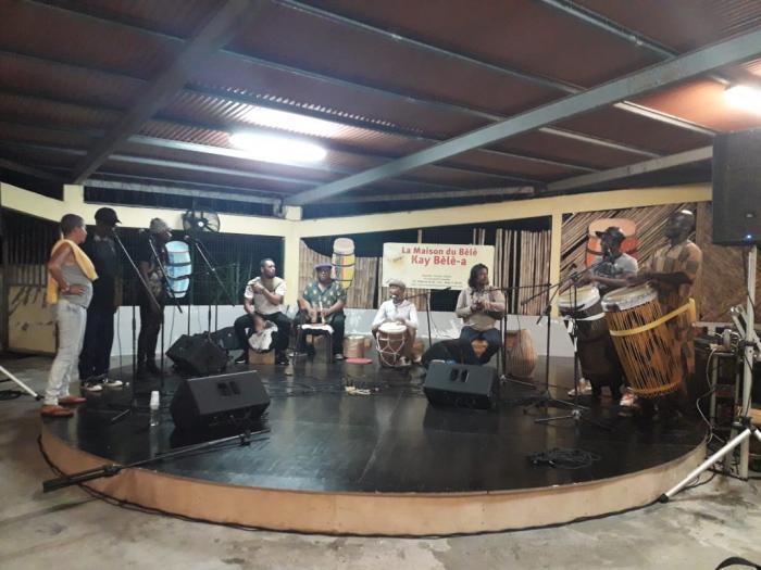 Les Tambours Croisés sont en Martinique