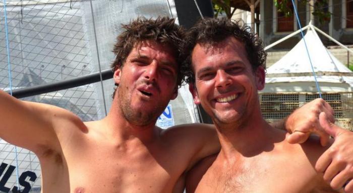 Les Toulonnais Charles Gaté et Orion Martin remportent la Martinique Cata Raid