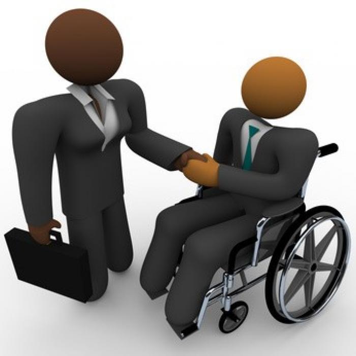 Les travailleurs en situation de handicap munis de la RAE