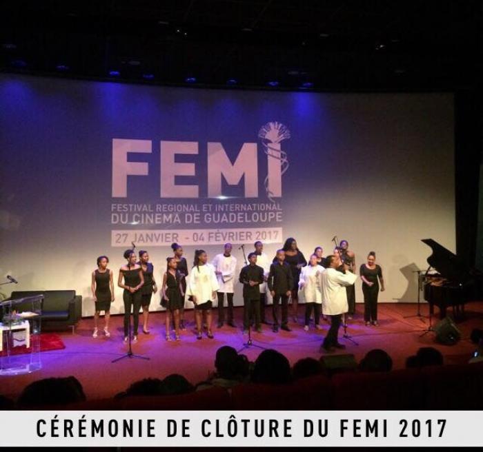 Les trophées du FEMI 2017