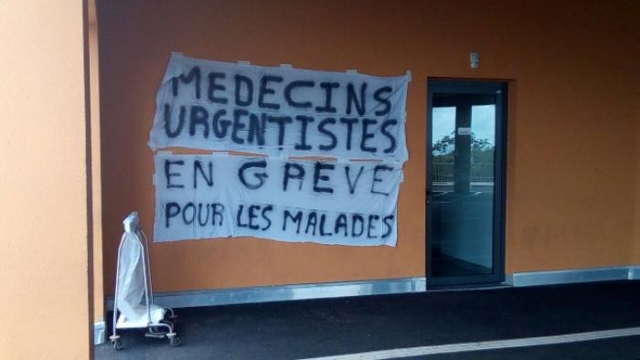 Les urgentistes suspendent leur mouvement de grève illimitée