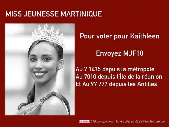 Les votes pour Miss Jeunesse France sont ouverts