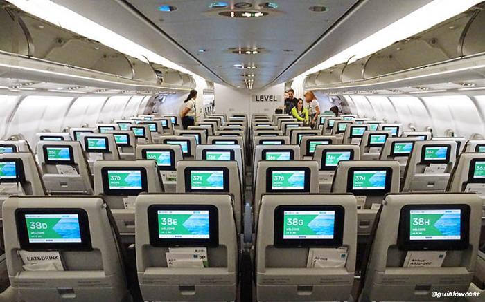 Level annonce 5 vols par semaine à partir du 15 décembre