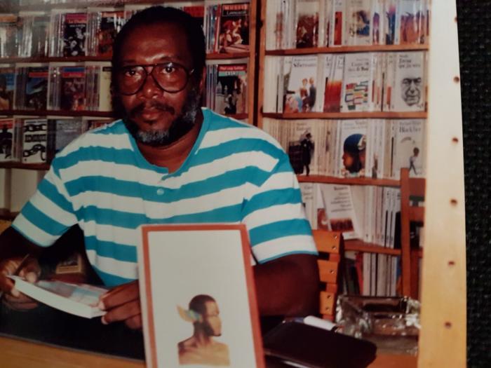 Littérature : disparition de l'écrivain haïtien Jean-Claude Fignolé à 76 ans