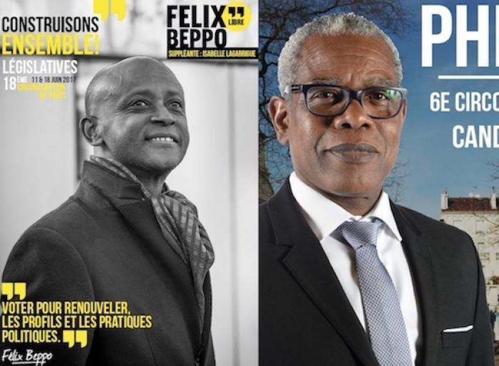 """Législatives: des antillais candidats """"citoyens"""" en Ile de France"""
