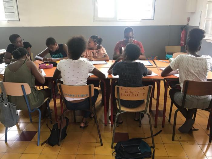 """""""Lékol Vakans"""", un accompagnement scolaire pour les écoliers et collégiens"""