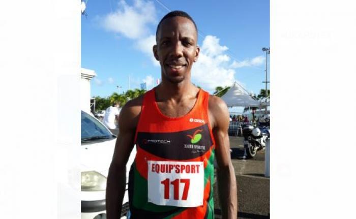 Loïc Louis Mondésir remporte les 39e Foulées Trinitéennes