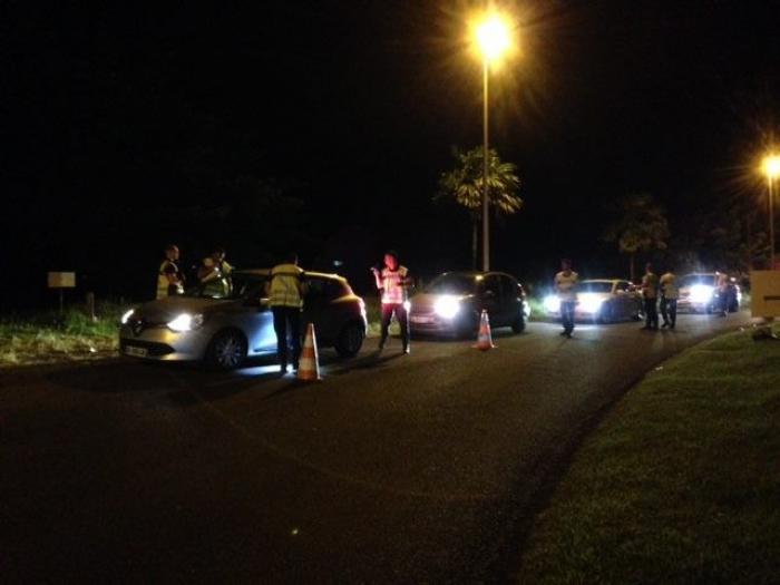 Lourd bilan de l'opération de lutte contre l'insécurité routière à la nuit de la Saint-Sylvestre