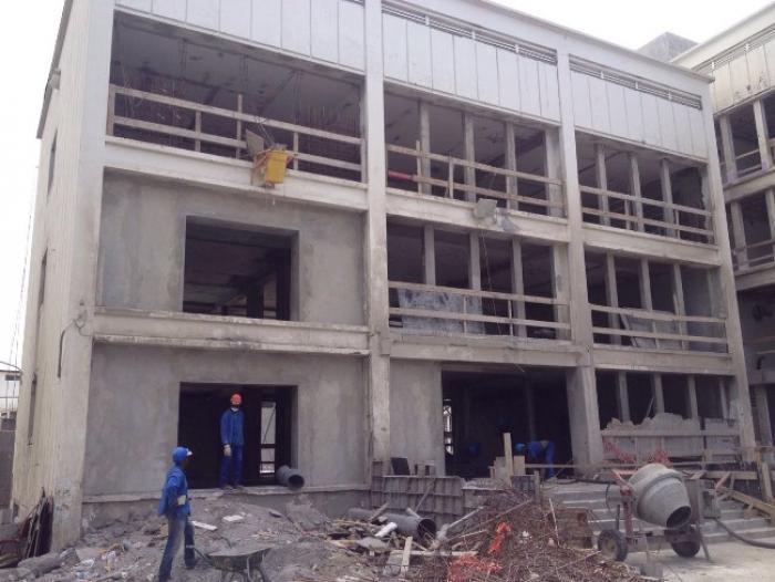 Lycée Schoelcher : la piste d'un lycée de transit à nouveau évoquée