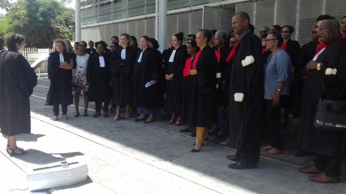 Magistrats, avocats, greffiers... tous mobilisés contre la nouvelle loi justice