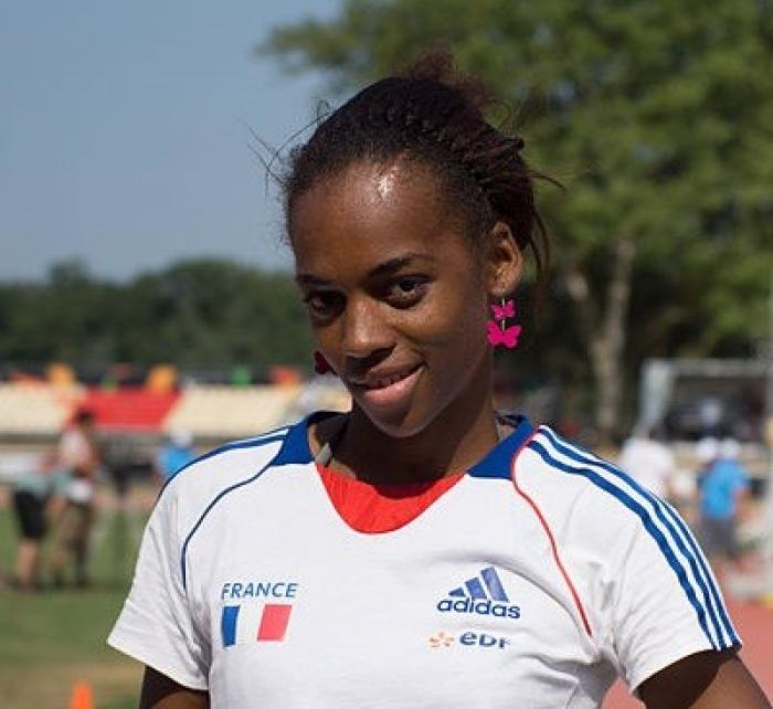 Mandy François Elie met le cap sur les jeux paralympiques de Rio !
