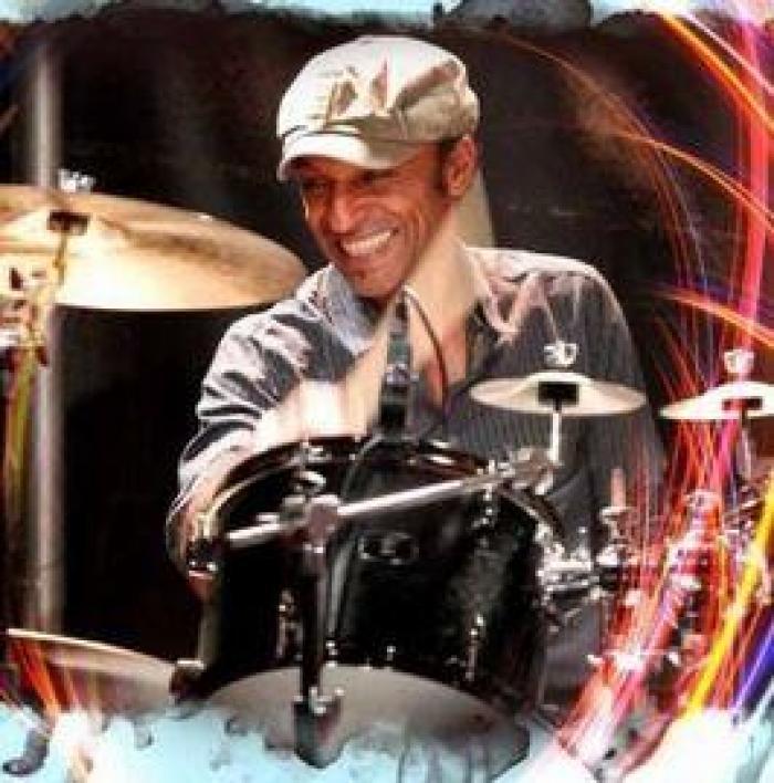 Manu Katché en concert à l'Atrium ce vendredi soir