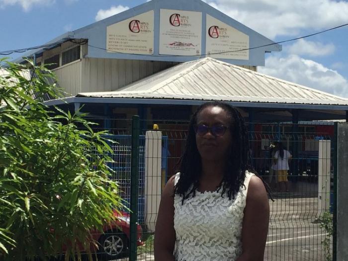 Manuella Clem-Bertholo, nouvelle présidente du Campus Caraïbéen des Arts