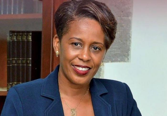 Manuéla Mondésir-Kéclard est officiellement députée