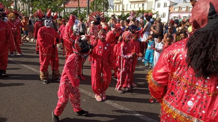 Mardi Gras: Mi dyab la déwo!