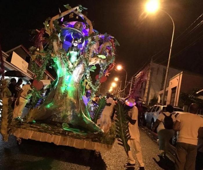 Mardi Gras à Basse-Terre : un spectacle de toute beauté