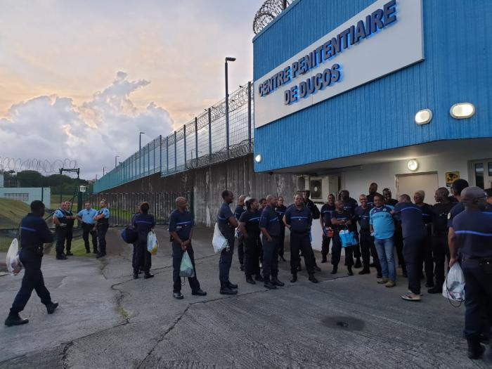 Mardi noir à la prison de Ducos