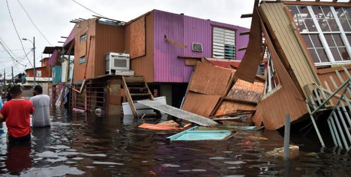 Maria aurait fait 4600 morts à Porto Rico au lieu des 64 annoncés