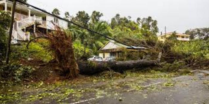 Maria : l'état de catastrophe naturelle étendue pour toute la Basse-Terre