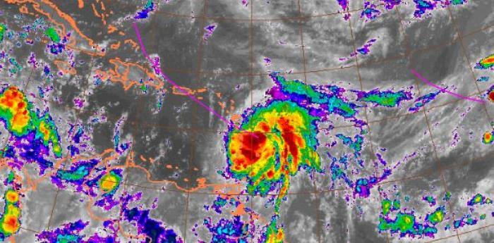 Maria s'approche et la Martinique passe en vigilance rouge cyclone