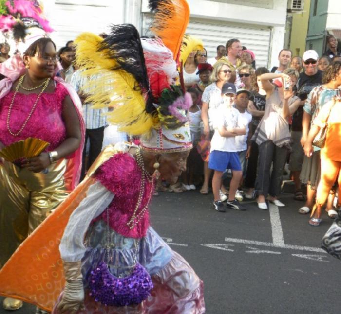 Marie-Thérèse Armède l'une des figures du carnaval est décédée