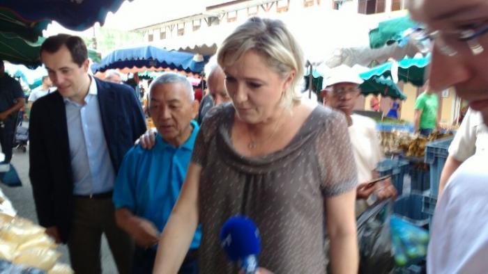 Marine Le Pen en Guyane : l'idée de venir aux Antilles n'est pas écartée