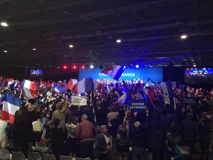 Marine Le Pen remet en avant son score à la présidentielle de 2017