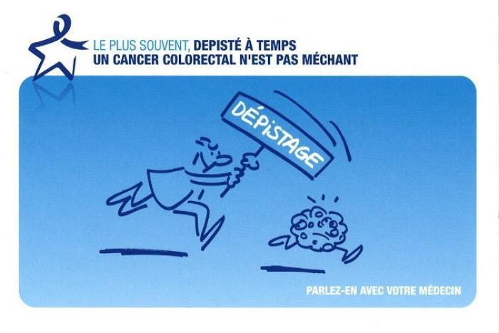 « Mars Bleu » : objectif éradiquer le nombre de cancer colorectal en Martinique
