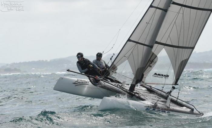 Martinique Cata Raid : deuxième victoire pour le duo Martin/Gates