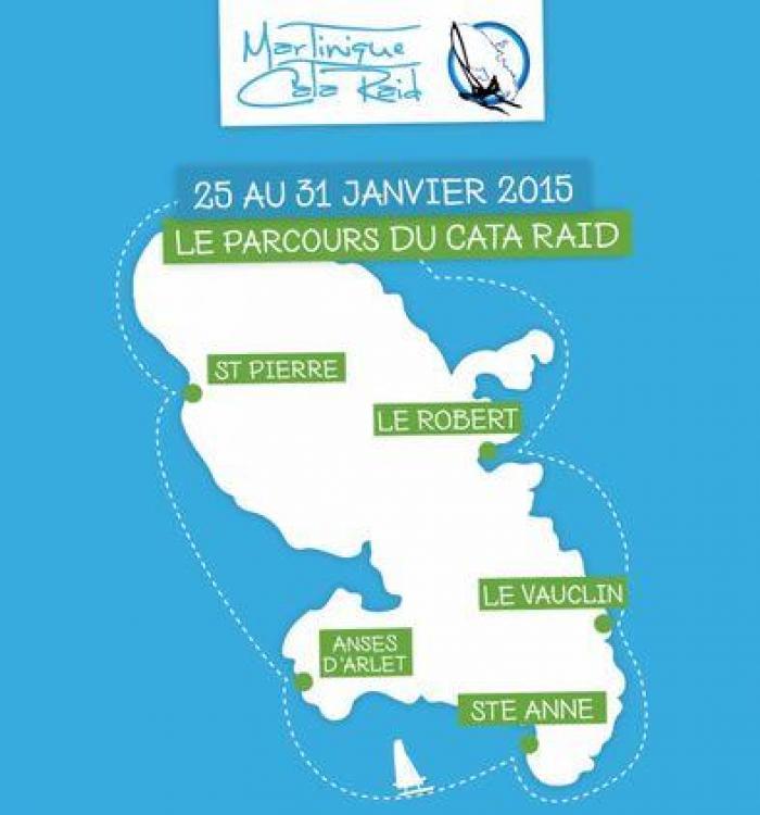 Martinique Cata Raid : journée de repos pour les équipages !