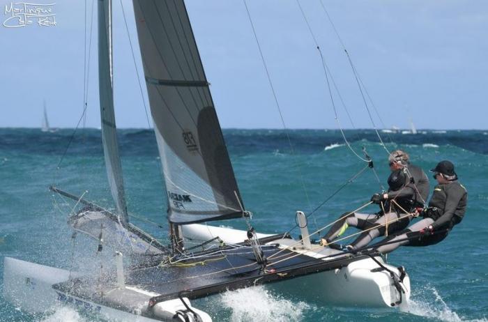 Martinique Cata Raid : l'équipage Martin/Gate en tête