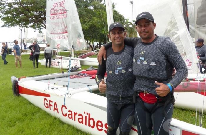 Martinique Cata Raid : Nicolas Gilet et Hervé Poix remporte la troisième étape