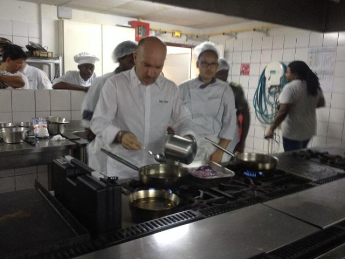 Martinique Chef Festival : une master class de haut niveau