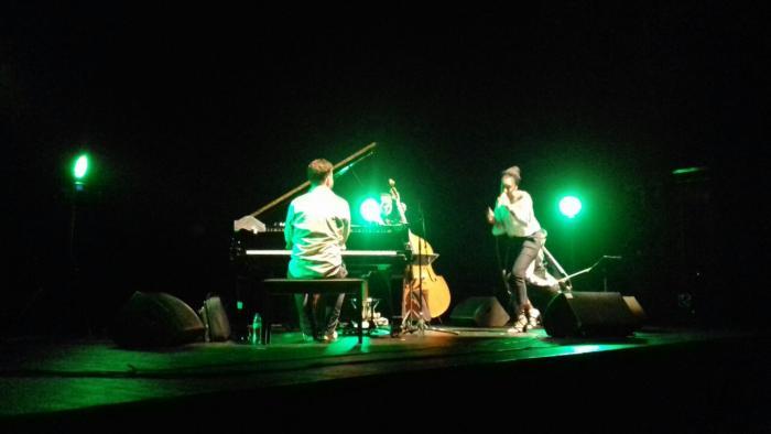 Martinique Jazz Festival : Tricia EVY à Tropiques Atrium