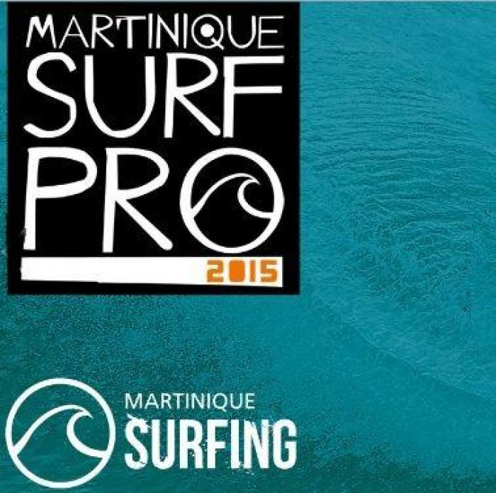 Martinique Surf Pro : Coup d'envoi de la compétition !
