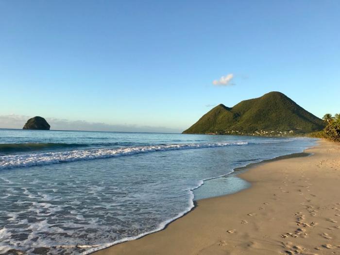 #MartiniqueChallengeLittoralMagnifique : un challenge pour référencer les plages sans sargasses