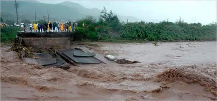Matthew balaye Haïti et fait au moins 3 morts