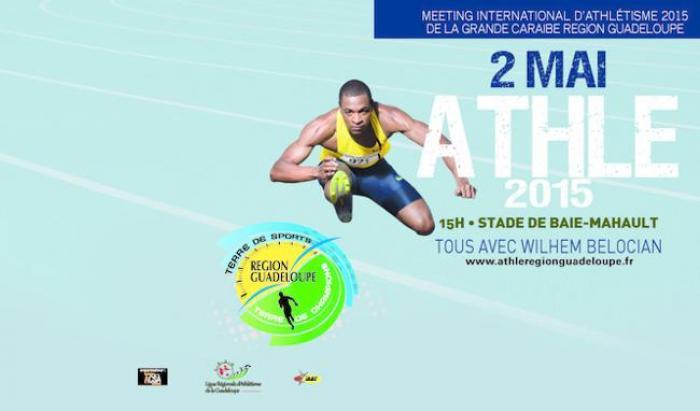 Meeting de la Grande Région Caraïbes  : les athlètes visent  les Championnats du Monde