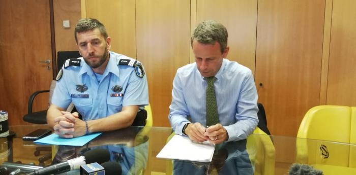 Meurtre à Saint-Pierre : l'auteur présumé placé en examen pour homicide volontaire