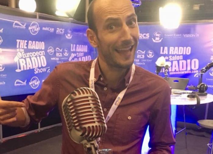 Meven Le Moign primé au salon de la Radio