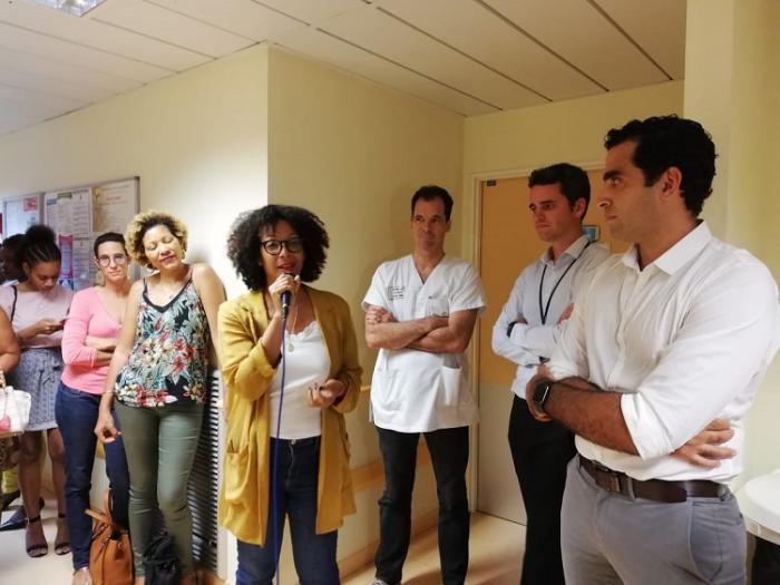 MFME: Un nouveau salon d'accueil pour les patientes suivies pour un cancer
