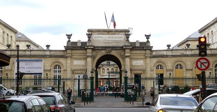 Micheline Myrtil est morte d'une méningite dans les couloirs de l'hôpital Lariboisière