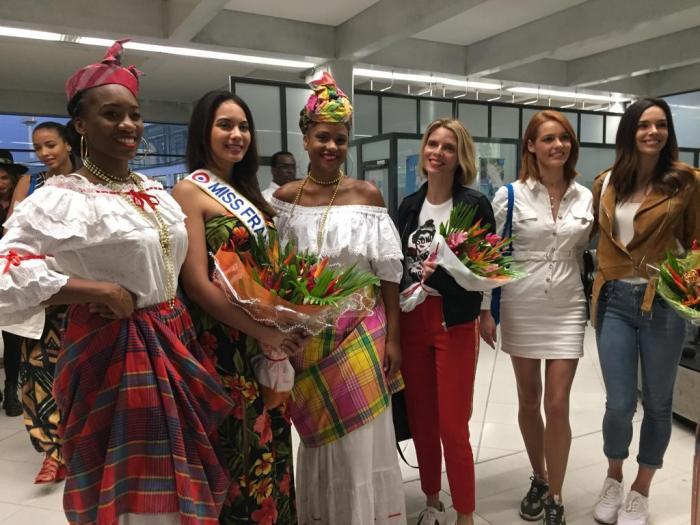 Miss France 2019 est en Martinique.
