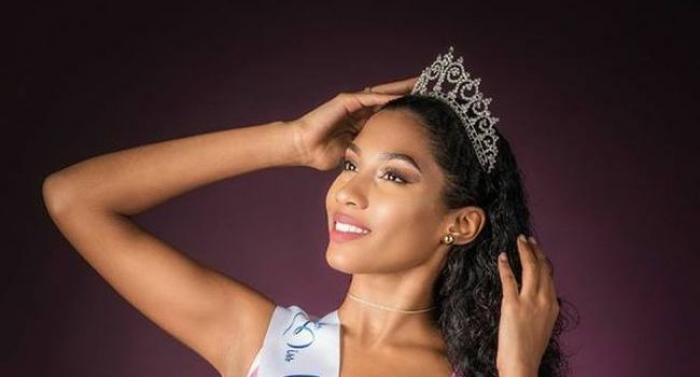 Miss France : Johane Matignon représente la Guadeloupe